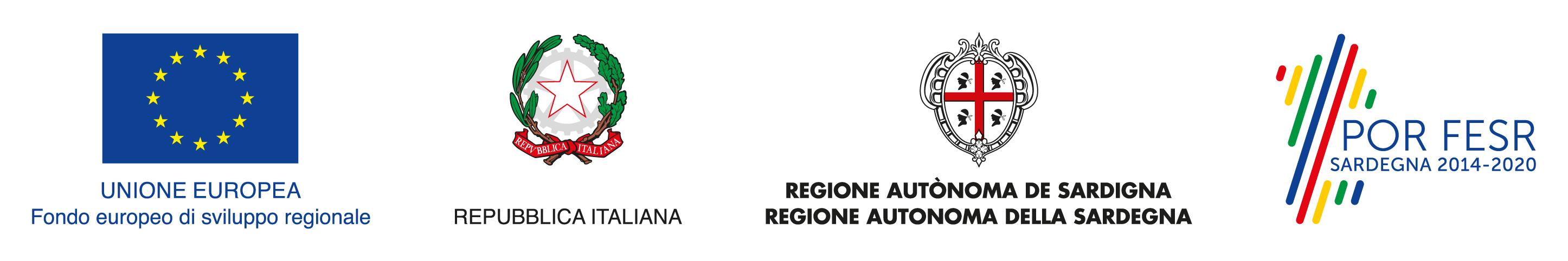 Progetto finanziato con i fondi del POR/FESR Sardegna 2014–2020